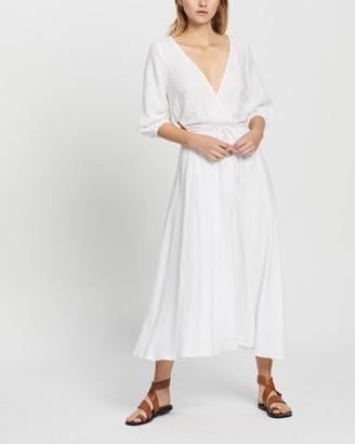 Bec & Bridge Hattie Midi Dress
