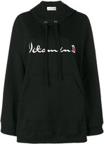 Drifter Ventus embroidered hoodie