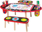 Alex Artist Studio Super Art Table with PaperRoll