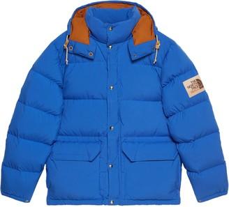 Gucci The North Face x nylon jacket