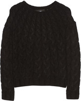 Line Felix cable-knit wool-blend sweater
