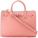 Mansur Gavriel bow detail tote - women - Leather - One Size