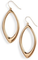 Simon Sebbag Women's Vermeil Oval Drop Earrings