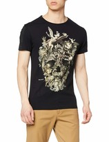 Religion Men's CHERRUBS Skull TEE T-Shirt