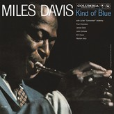 Baker & Taylor Miles Davis, Kind of Blue Vinyl Record
