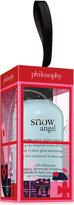 philosophy Snow Angel Shampoo, Shower Gel and Bubble Bath Ornament