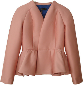 Stine Goya Pink Polyester Jackets