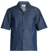 Acne Studios Elm short-sleeved denim shirt