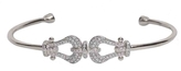 BETTINA JAVAHERI Boucle Diamond Cuff