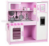 Melissa & Doug Pink Chef's Kitchen & AccessorySet Bundle