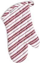 Williams-Sonoma Stripe Oven Mitt, Claret