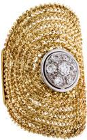 Orlando Orlandini Diamond Magic Circle Ring