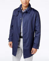 Tommy Hilfiger Men's Fletch Solid Rain Coat