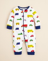 Marimekko Infant Boys' Car Print Zip Coverall - Sizes 3-9 Months