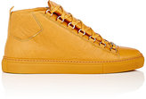 Balenciaga Men's Arena High-Top Sneakers