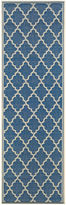 Couristan Ocean Port Indoor/Outdoor Rectangular Runner Rug