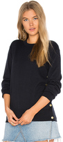 Equipment Jenny Crew Sweater in Navy. - size M (also in XS)