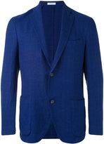 Boglioli casual blazer - men - Silk/Linen/Flax/Cupro/Wool - 46