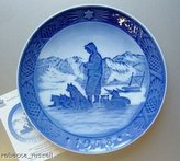 Royal Copenhagen 1978 Greenland Scenery Collector Plate