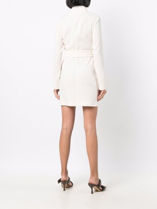 Antonelli Belted Shirt Dress