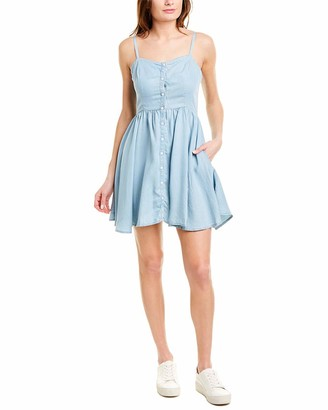 French Connection Women's Button Front Dress