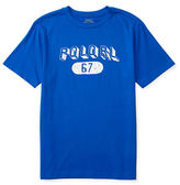 Ralph Lauren Boys 8-20 Printed Crewneck T-Shirt