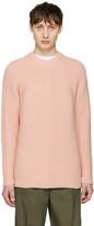 Acne Studios Pink Katan Sweater