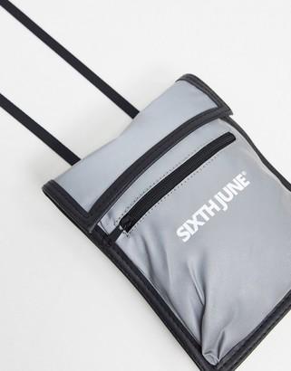 Sixth June reflective pocket bag