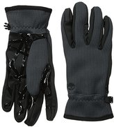 Timberland Men's Casual Commuter Poly-Knit Glove with Touchscreen Technology