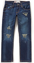 Levi's s Big Boys 8-20 511 Slim Destruction Jeans