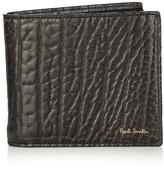 Paul Smith Grained-leather Bi-fold Wallet