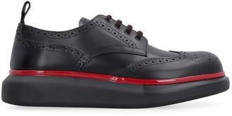 Alexander McQueen Oversized Derby Sneakers