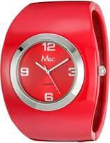 MC M&c Women's | Fashion Red Bangle | FC0331
