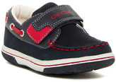 Geox Flick Boat Shoe (Toddler)