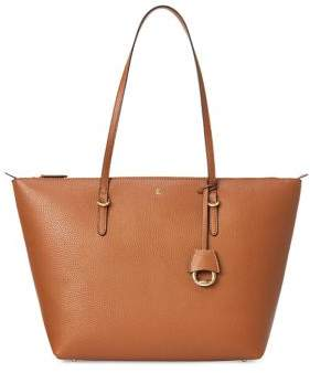 Lauren Ralph Lauren Vegan-Leather Keaton Tote