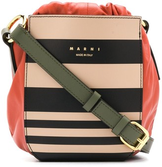 Marni Gusset shoulder bag