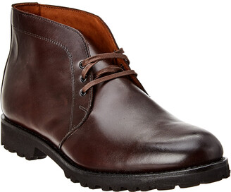 Allen Edmonds Tate Chukka Leather Boot