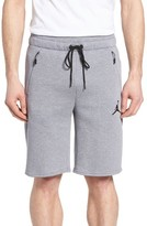 Nike Men's Jordan Icon Fleece Shorts