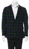 Polo Ralph Lauren Leather-Trimmed Wool Sport Coat