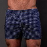 Blade + Blue Blue Diamonds Print Boxer - Herb