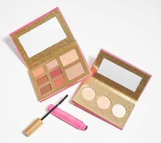 Mally Beauty Mally Mallywood Eye Palette, Highlighters & Mascara