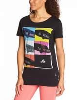 Les Benjamins Women's T-Shirt - - 6 (Brand size: XS)
