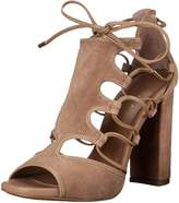 Lola Cruz Women's High Heel Ankle Strap Sandal
