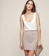Reiss New Collection Greta A-Line Mini Skirt