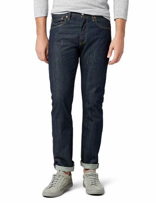Levi's Men's 501 Original Fit Jeans Blue Marlon 33W / 30L