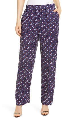 Seventy Geometric Print Pants
