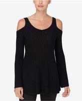 Catherine Malandrino Catherine Cold-Shoulder Sweater