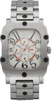 Croton Men's Industrial Stainless Steel Watch