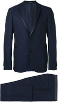 Tagliatore slim cut tuxedo - men - Cupro/Virgin Wool - 48