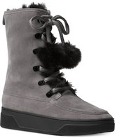 MICHAEL Michael Kors Juno Lace-Up Boots